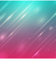 abstract colorful background with lighting vector image