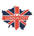 london map london map vector image vector image