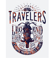 travelers classic motorcycle riders legend