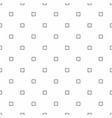 abstract seamless pattern grey squares modern vector image vector image