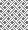 Monochrome pattern with light gray stripes and vector image
