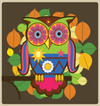 owl general vector image vector image