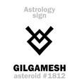 Astrology asteroid gilgamesh