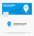 blue business logo template for android beta