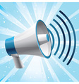 Icon megaphone - communication concept vector | Price: 1 Credit (USD $1)