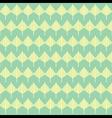 creative retro abstract tree design pattern vector image vector image