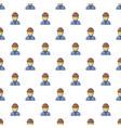 Male miner pattern seamless