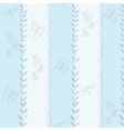 seamless baby pattern for boy vector image vector image