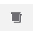 Toasted Sandwich Toast Element or Icon Ready for vector image