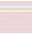 Chevron pink zig zag tile pattern wallpaper vector image vector image