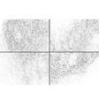 dark noise granules set design elements vector image