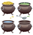 pot vector image