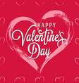 valentine 0024 vector image vector image