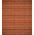 brick wall 08 vector image vector image