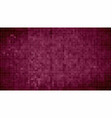burgundy abstract grunge background vector image vector image