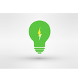 An attractive Green Energy logo symbol vector image vector image