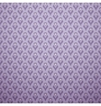 lilac seamless pattern with square swatch endless vector image vector image