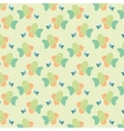 colour fish pattern vector image vector image