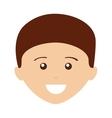 man avatar human figure boy vector image