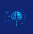 brainscifi vector image vector image