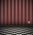 Old Room vector image
