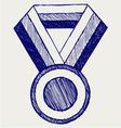 Medal award vector | Price: 1 Credit (USD $1)