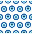 nazar amulet evil eye sign symbol pattern vector image vector image