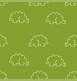 dinosaur stegosaurus pattern seamless vector image
