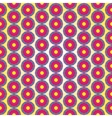 Multicolor seamless floral pattern vector image