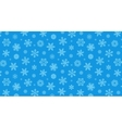 snowflakes background - stock vector image vector image