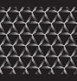 seamless halftone pattern vector image