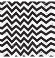 seamless zig zag pattern hand drawn grunge vector image