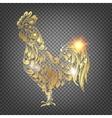 Chinese calendar symbol vector image