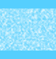 cloud halftone background vector image vector image