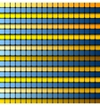 Colorful abstract tech background vector image vector image