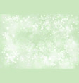 green gradient winter paper background with the vector image