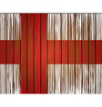 grunge england flag Eps10 vector image vector image