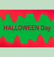 halloween background for holiday vector image vector image
