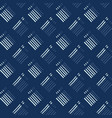 square motif striped japanese style seamless vector image