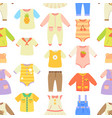 baby clothes poster pattern