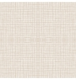 Seamless Natural Linen Pattern vector image vector image