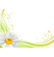 Spring background Easter Mothers day Birthday vector image vector image