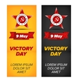 May 9 victory day vector image vector image