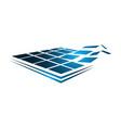 solar logo concept solar energy template solar vector image