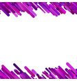 purple abstract modern gradient background with vector image vector image