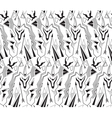 Tribal abstract antique minimal seamless pattern vector image vector image