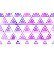 morrocan ornament purple colors vector image vector image
