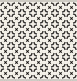 seamless geometric pattern monochrome texture vector image vector image
