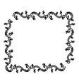 elegant victorian style frame