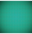 Green Seamless Circle Perforated Carbon Grill vector image vector image